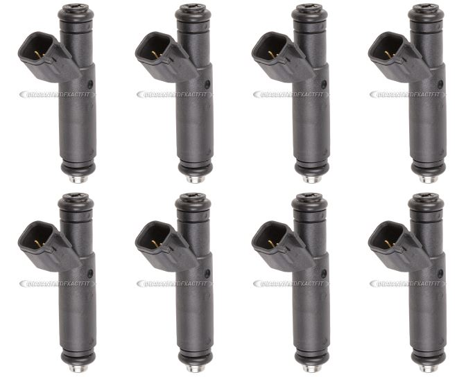 2001 Jeep Grand Cherokee Fuel Injector Set