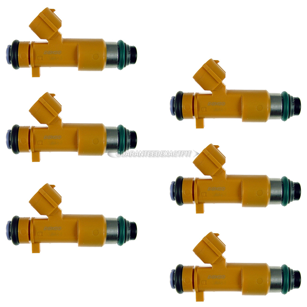 BuyAutoParts 35-81337I6 Fuel Injector Set