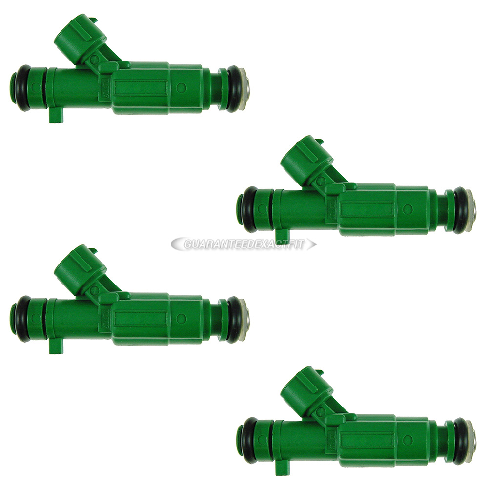 BuyAutoParts 35-81359I4 Fuel Injector Set