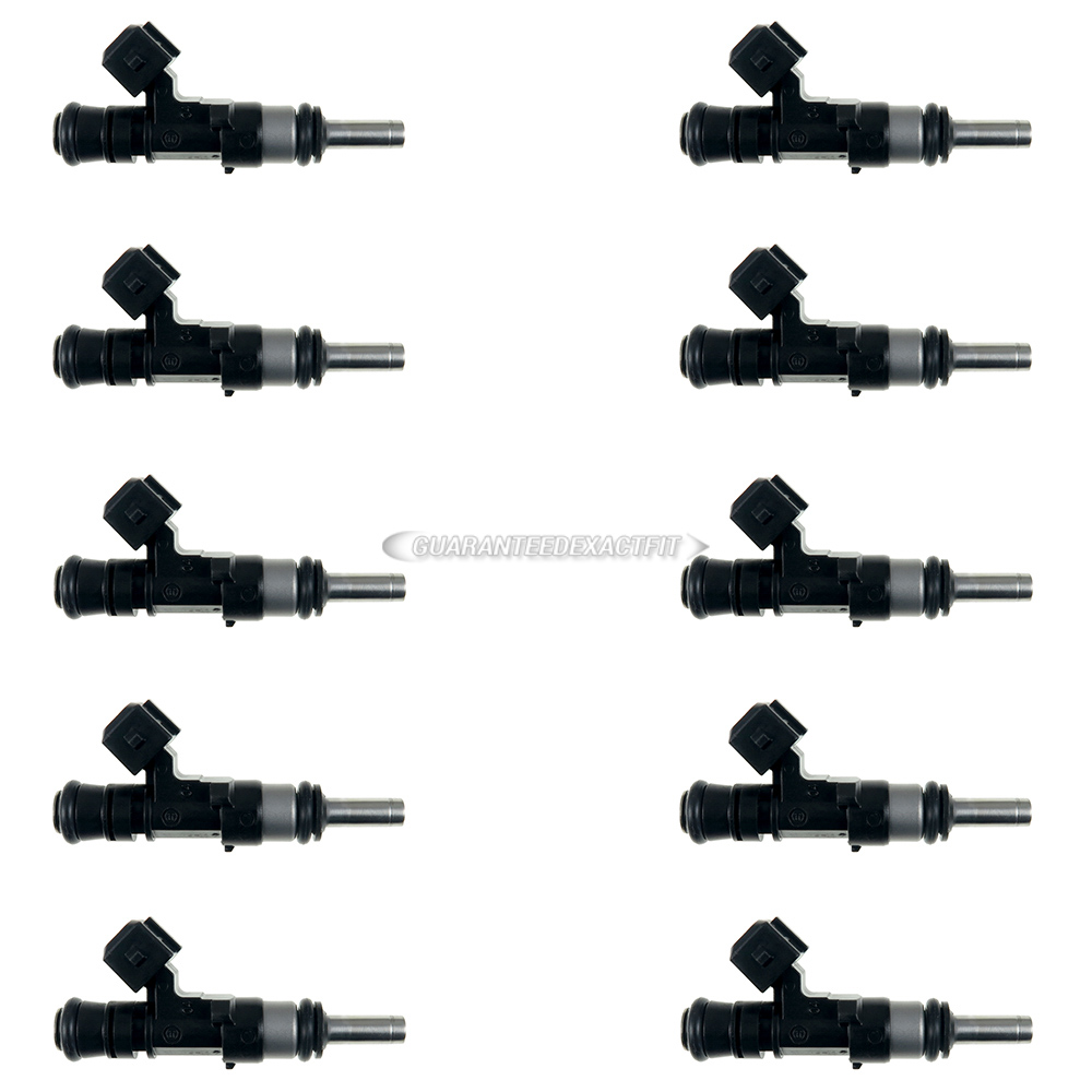 BuyAutoParts 35-81369I1 Fuel Injector Set