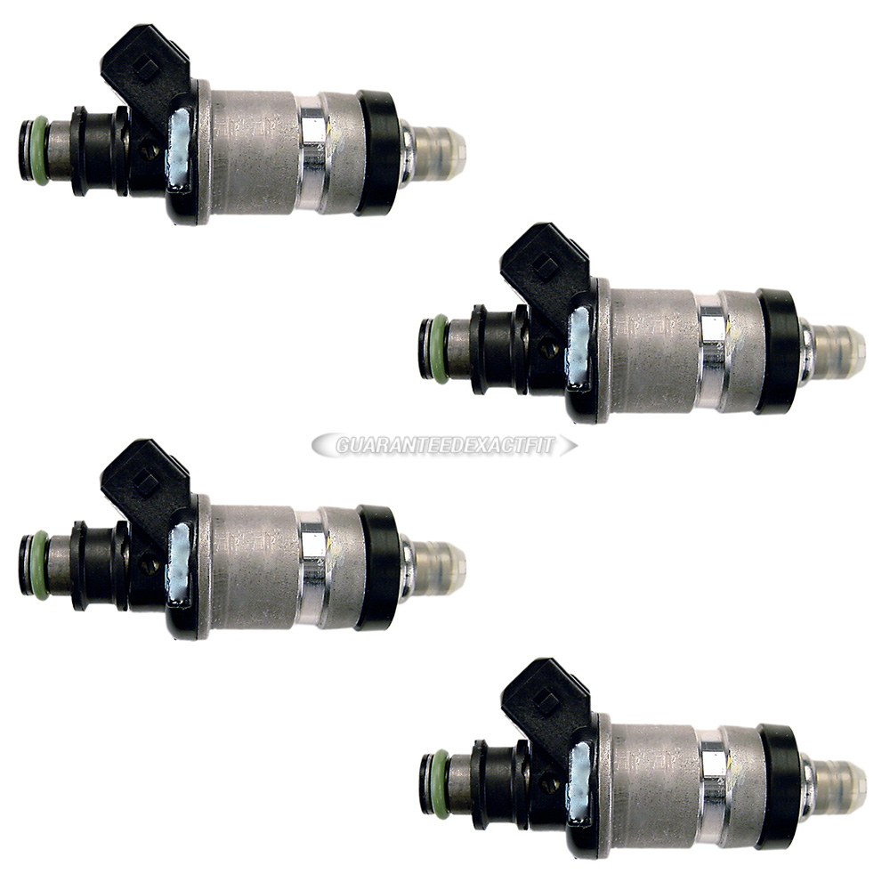 BuyAutoParts 35-81381I4 Fuel Injector Set