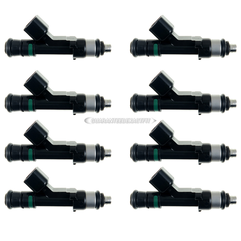 BuyAutoParts 35-81584I8 Fuel Injector Set