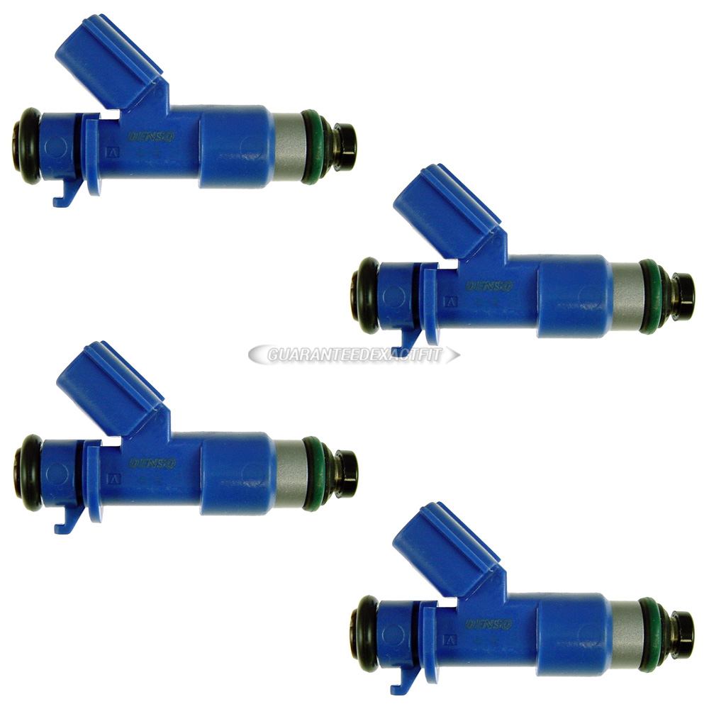 2008 Acura RDX Fuel Injector Set 2.3L Eng.