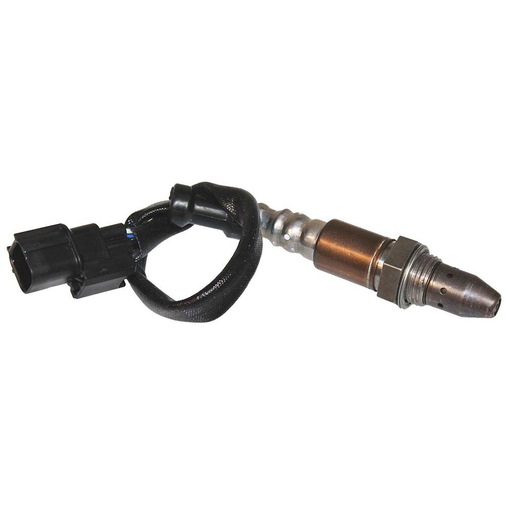 O2 Sensor Gas Mileage: 2007 Honda Fit Oxygen Sensor 1.5L