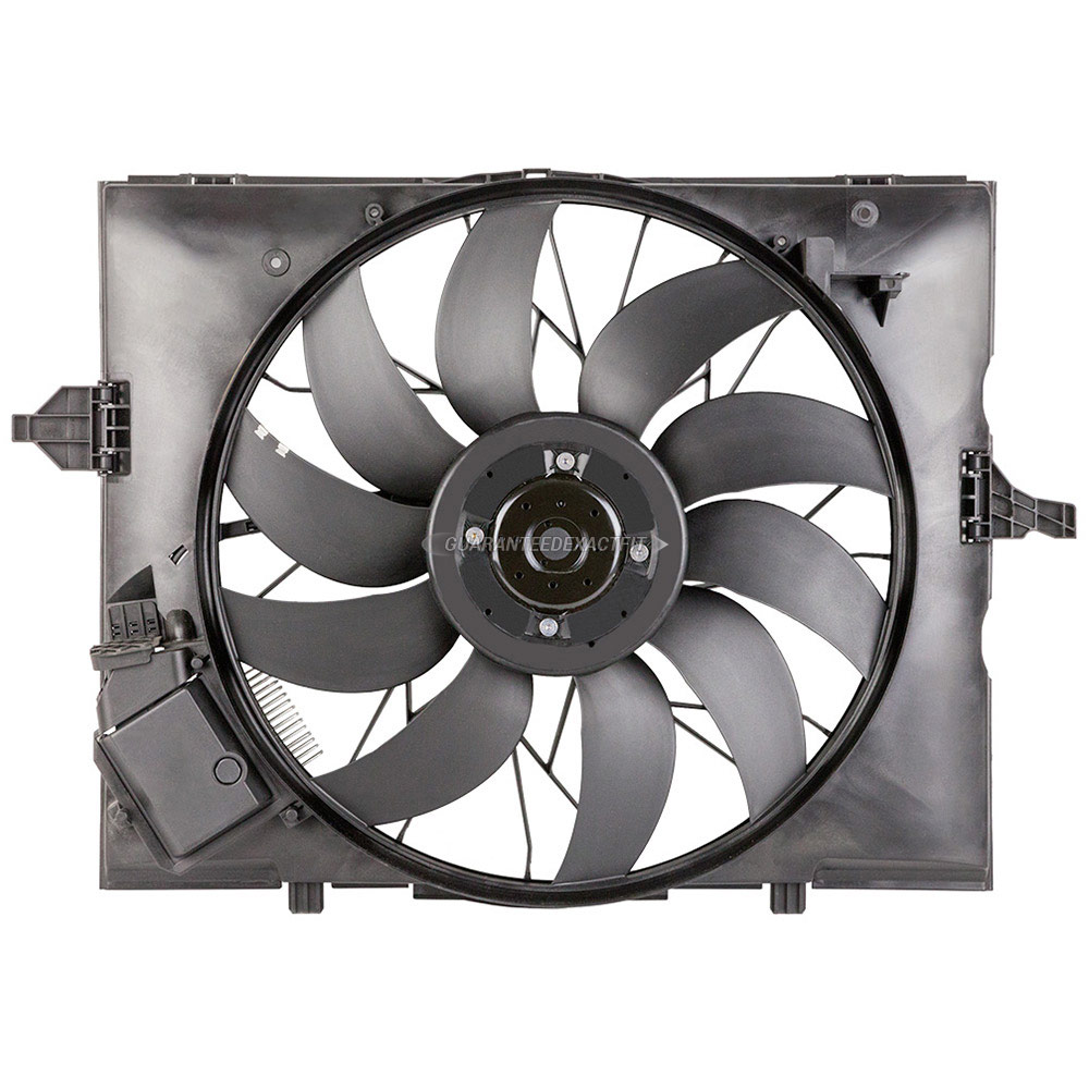 BMW M6 Cooling Fan Assembly