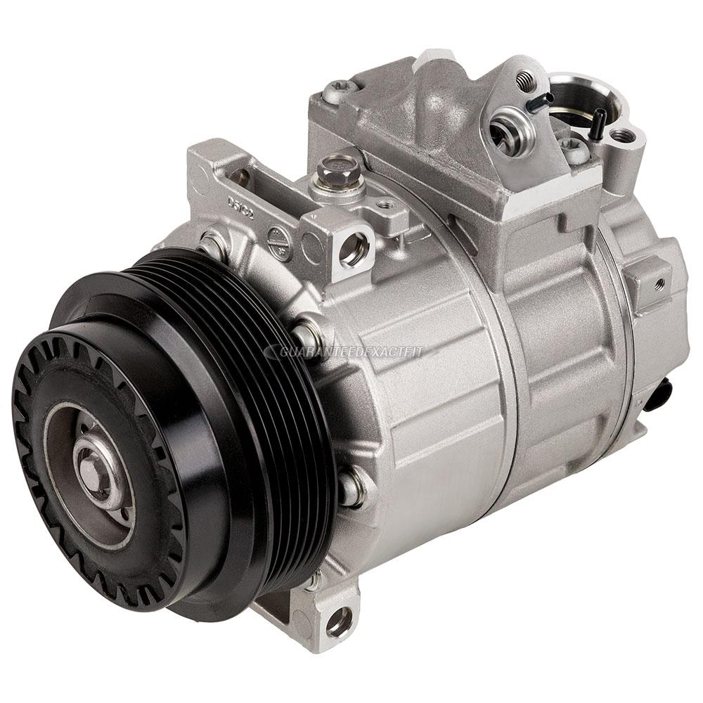 Mercedes benz c250 new xstorex compressor w clutch for Mercedes benz c250 performance parts