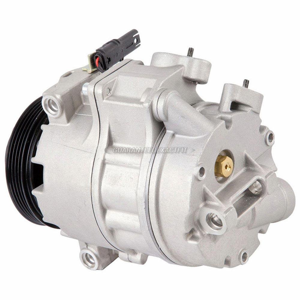 2007 BMW X5 A/C Compressor 4.8L Engine 60-03026 NA