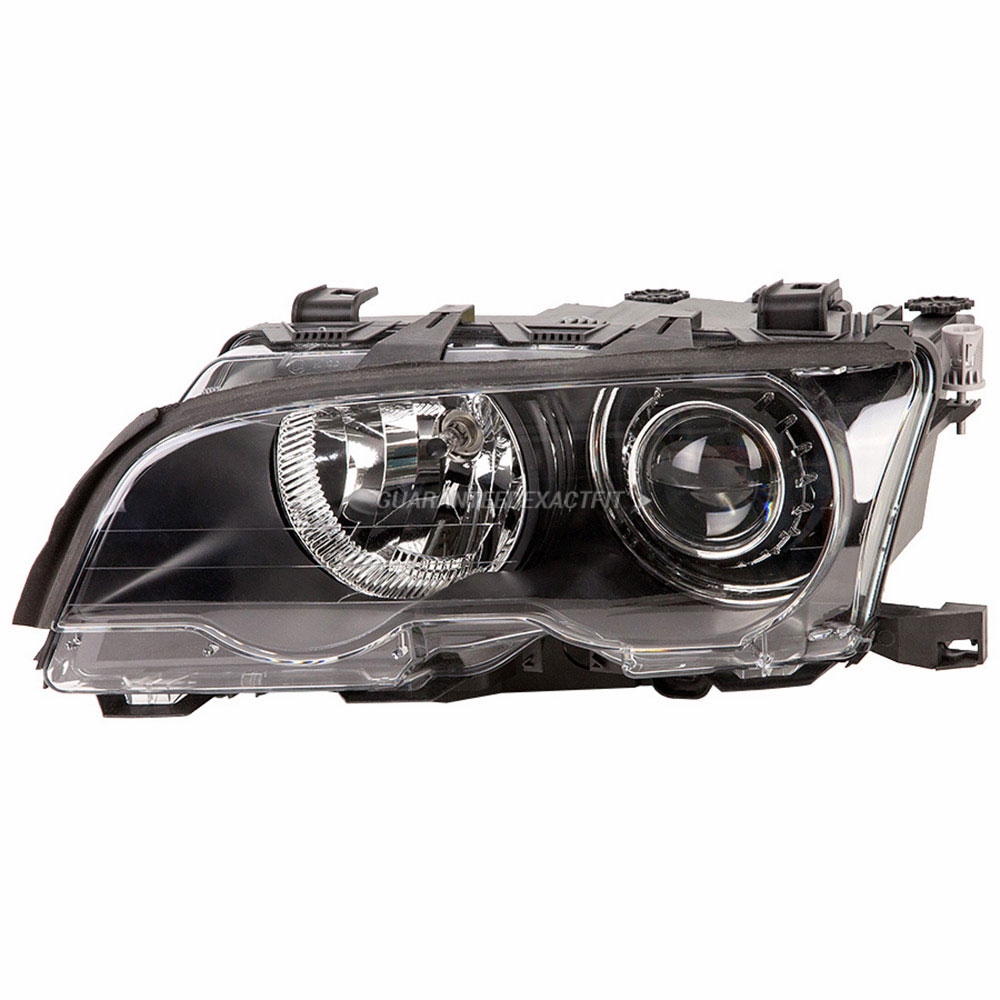 BMW 325 Headlight Assembly