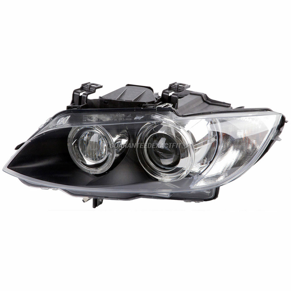 Bmw Xenon Headlight Replacement: 2010 BMW 328i Headlight Assembly Left Drive Side