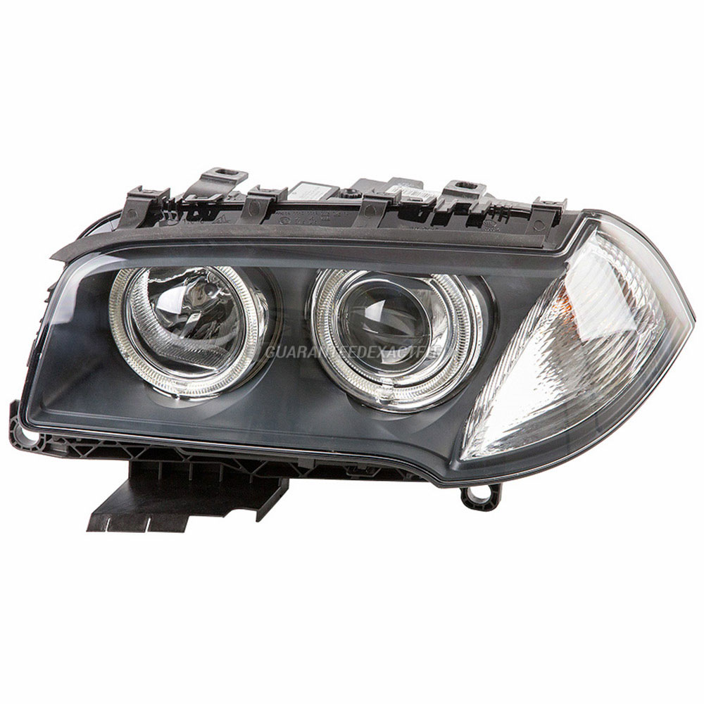BMW X3 Headlight Assembly