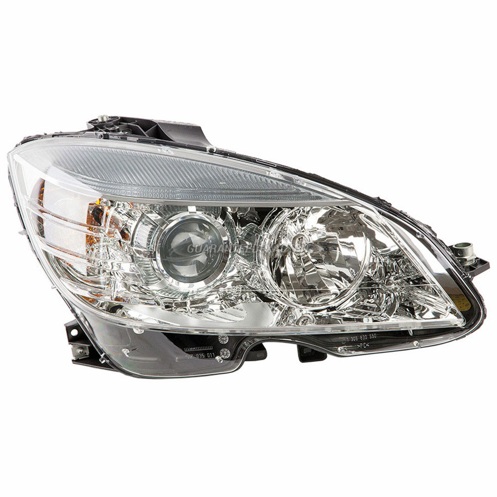 2010 Mercedes Benz C250 Headlight Assembly
