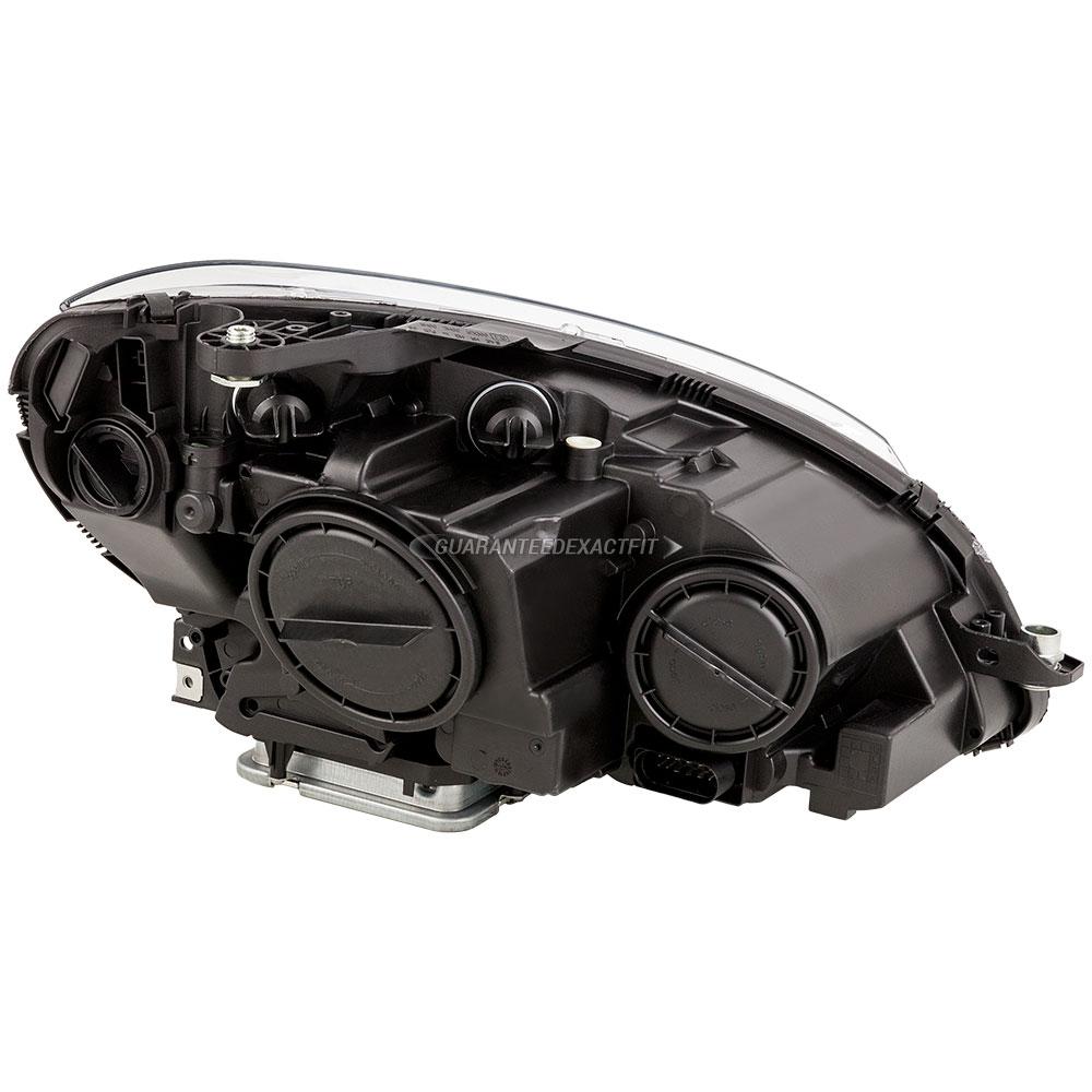 2008 mercedes benz c300 headlight assembly left driver for 2008 mercedes benz c300 parts
