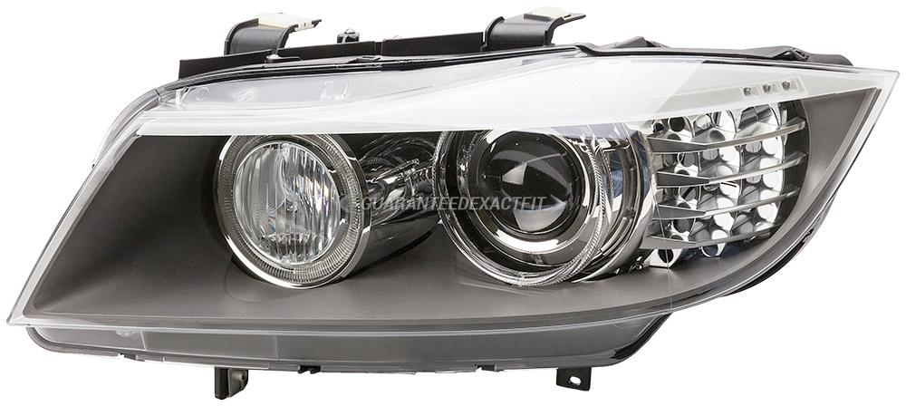 2007 bmw 328xi headlight diagram  bmw  auto parts catalog