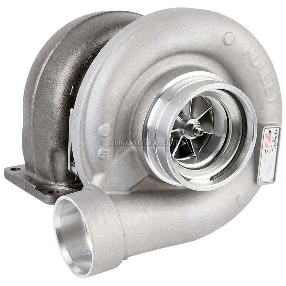 Heavy Duty Turbochargers : Holset turbochargers turbocharger