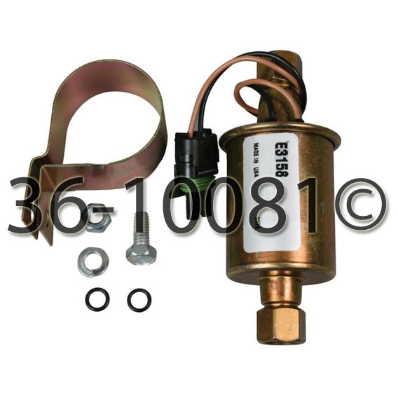 Chevrolet P-Series Chassis Fuel Pump