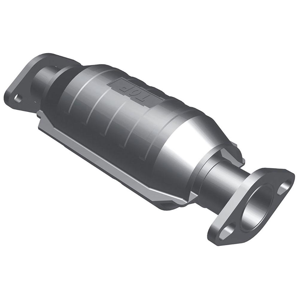 Catalytic Converter 45-04041 CA
