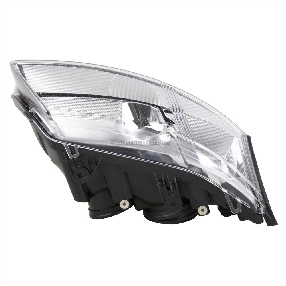 2007 saab 9 3 headlight assembly right passenger side. Black Bedroom Furniture Sets. Home Design Ideas