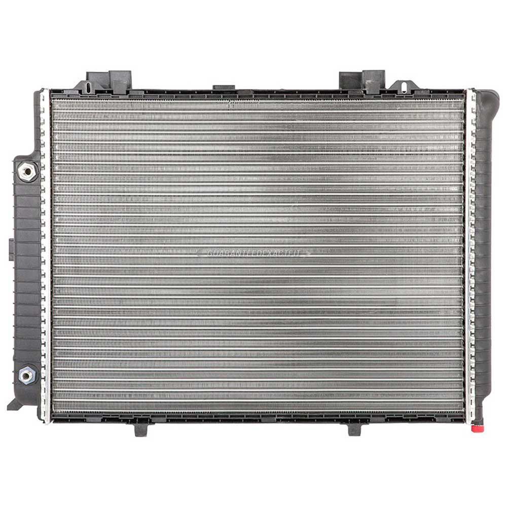 2002 mercedes benz e430 radiator all models 19 01577 on for Mercedes benz radiator