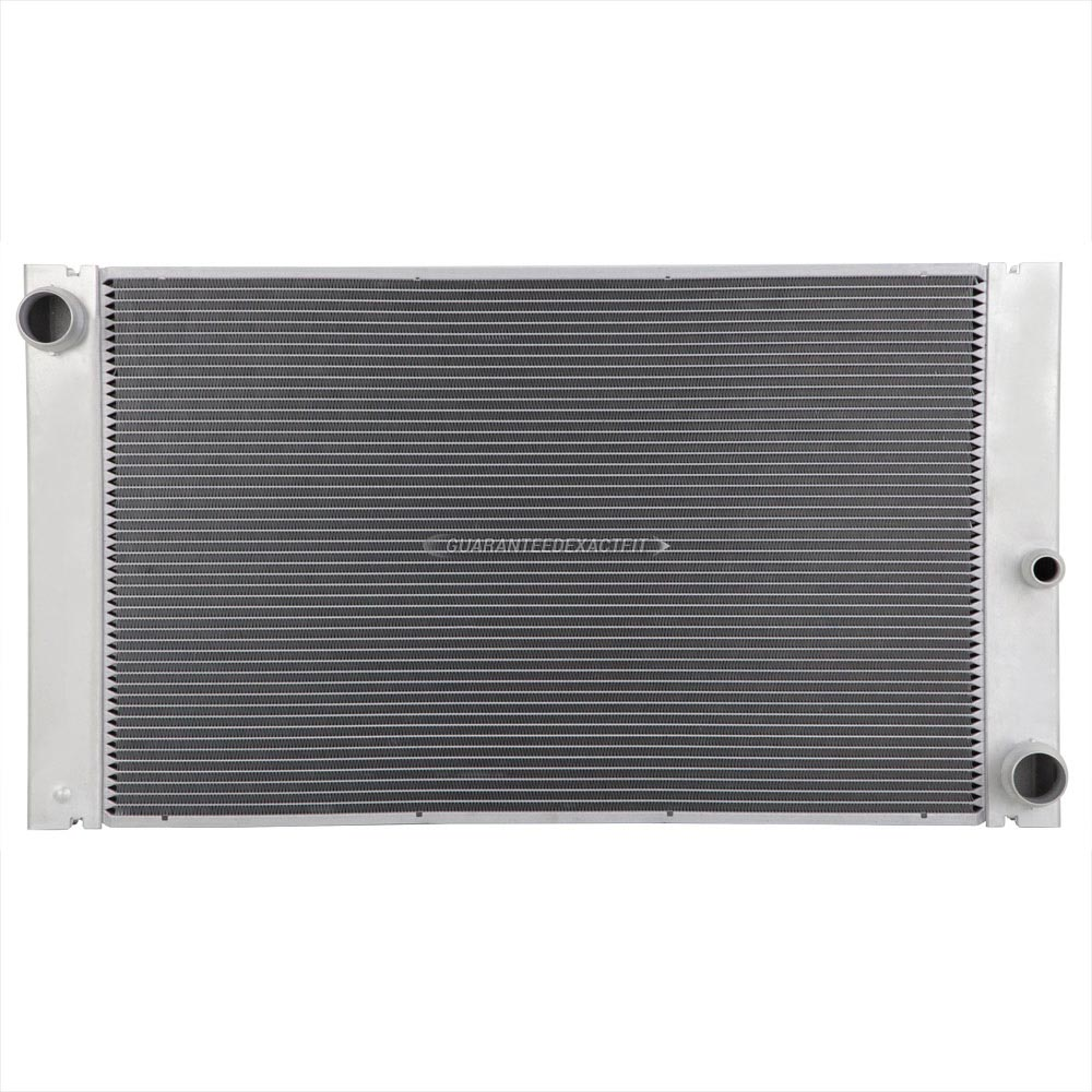 BMW 535xi Radiator
