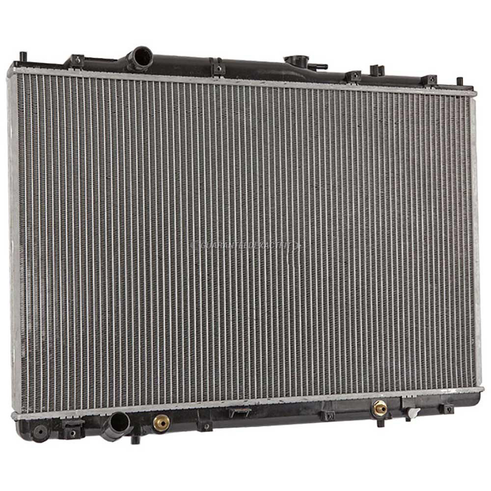 2006 Acura MDX Radiator All Models 19-00383 ON