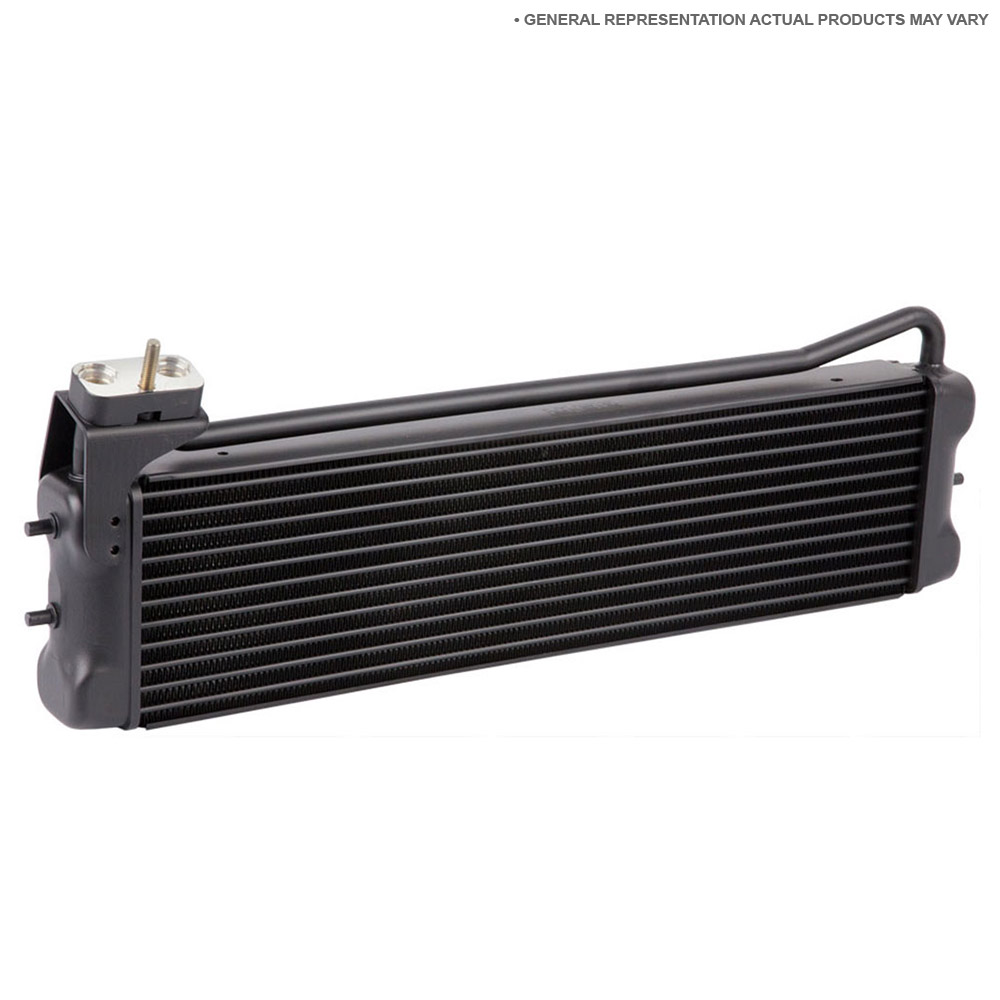 Mercedes Benz SL55 AMG Engine Oil Cooler