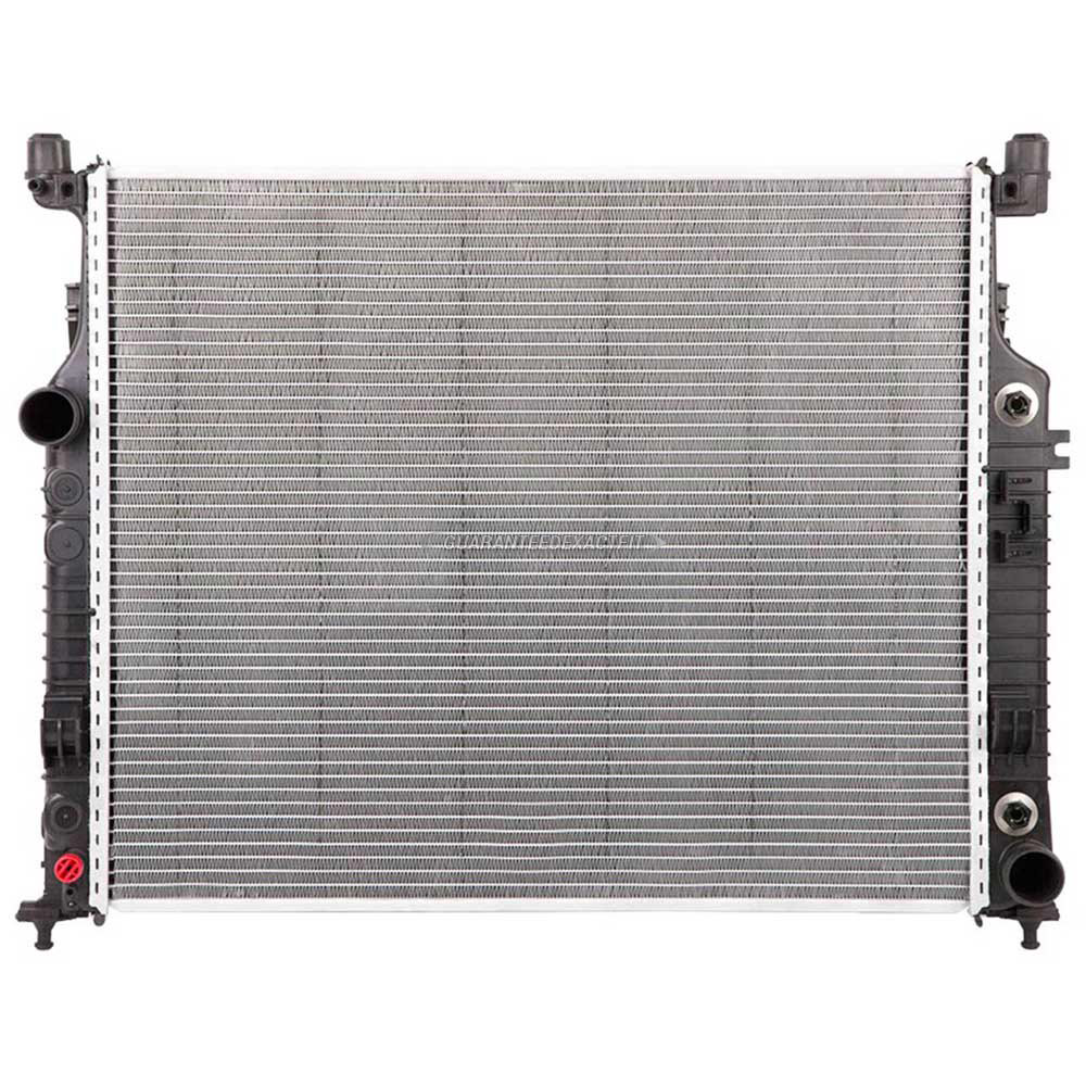 2007 Mercedes Benz ML63 AMG Radiator