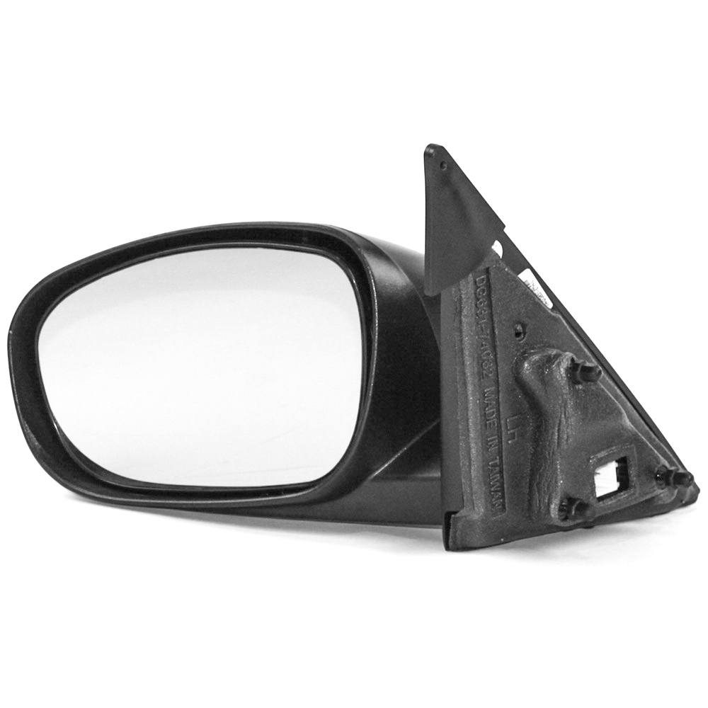 BuyAutoParts 14-11400MJ Side View Mirror