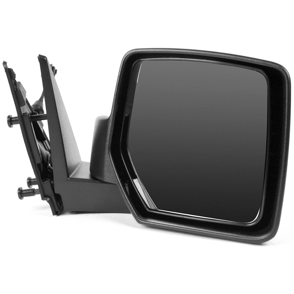 BuyAutoParts 14-11409MJ Side View Mirror