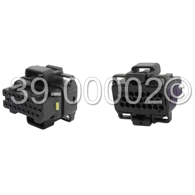 Wiring Harnesses and Connectors 39-00002 ON