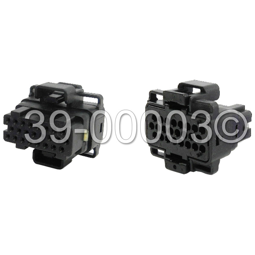 Wiring Harnesses and Connectors 39-00003 ON