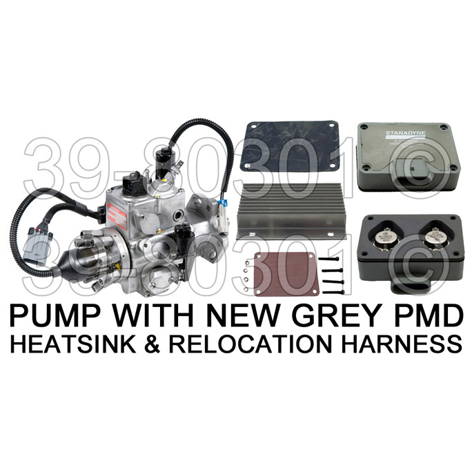 Chevrolet Pick-up Truck New PMD Upgrade and Relocation Kit