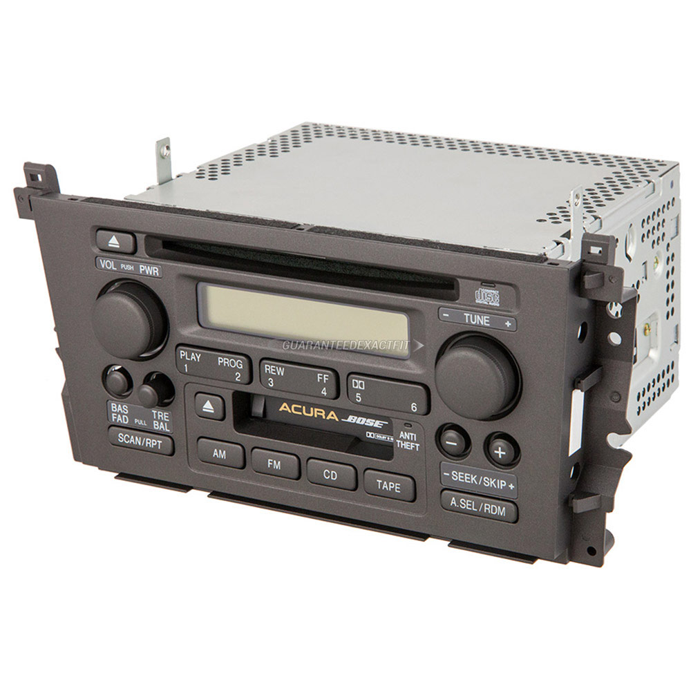 2000 Acura TL Radio Or CD Player Radio For Models Without