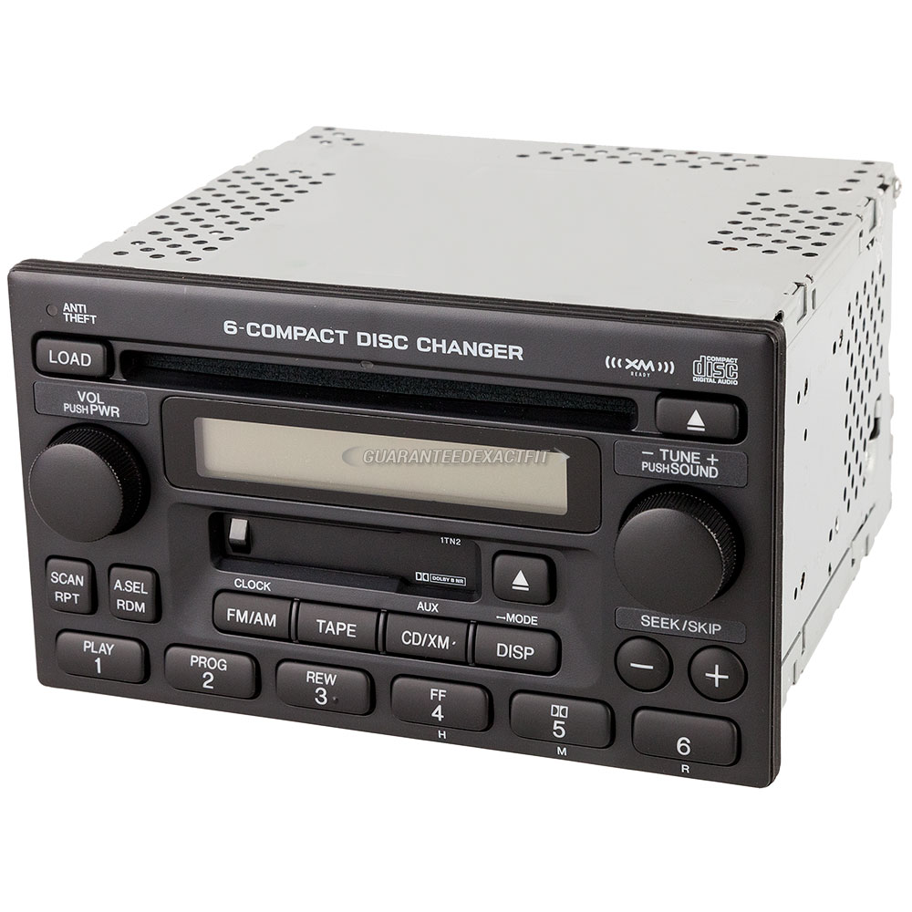 Honda CRV Radio or CD Player