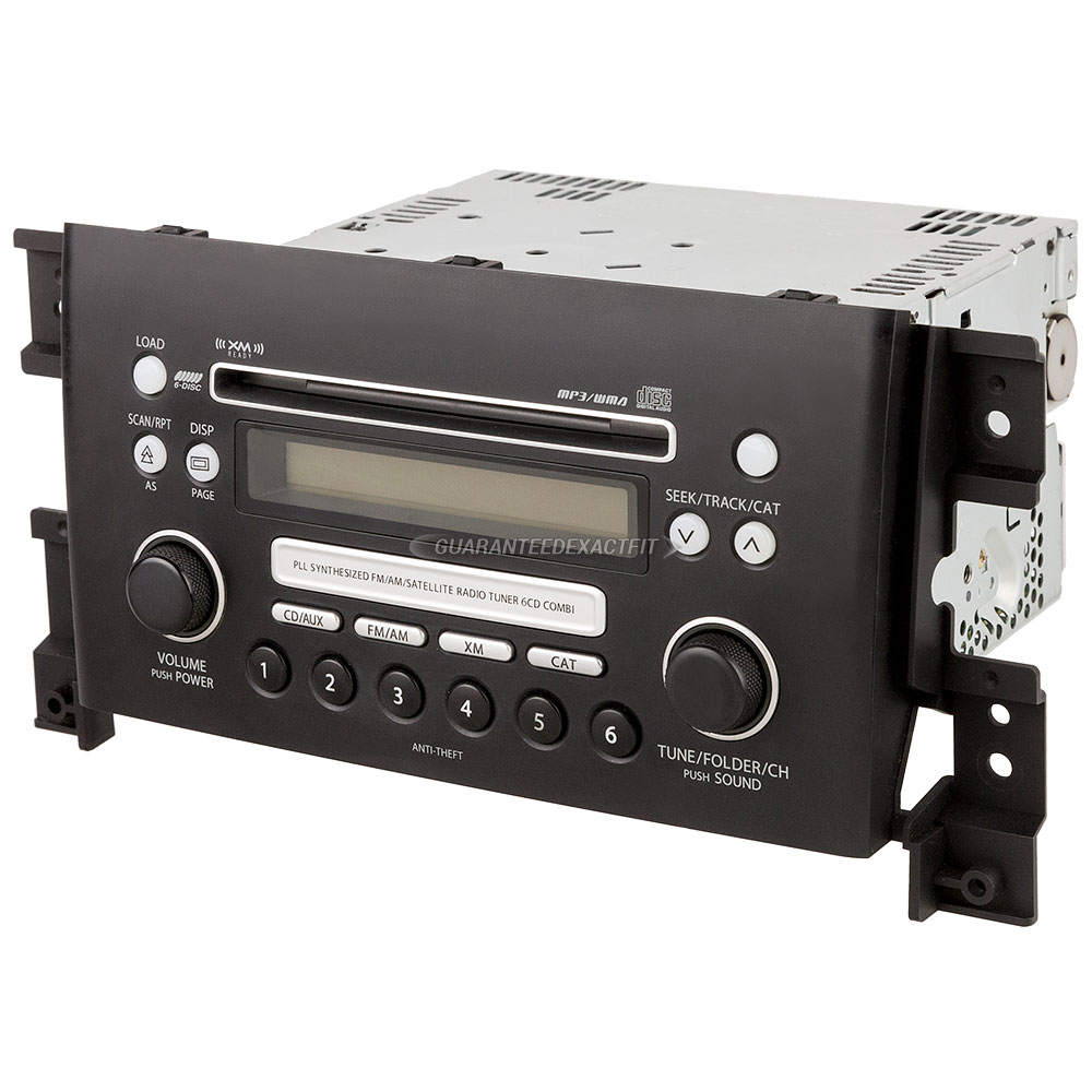 Radio or CD Player 18-40035 R
