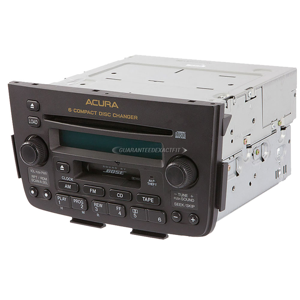 Acura MDX Radio Or CD Player Parts, View Online Part Sale