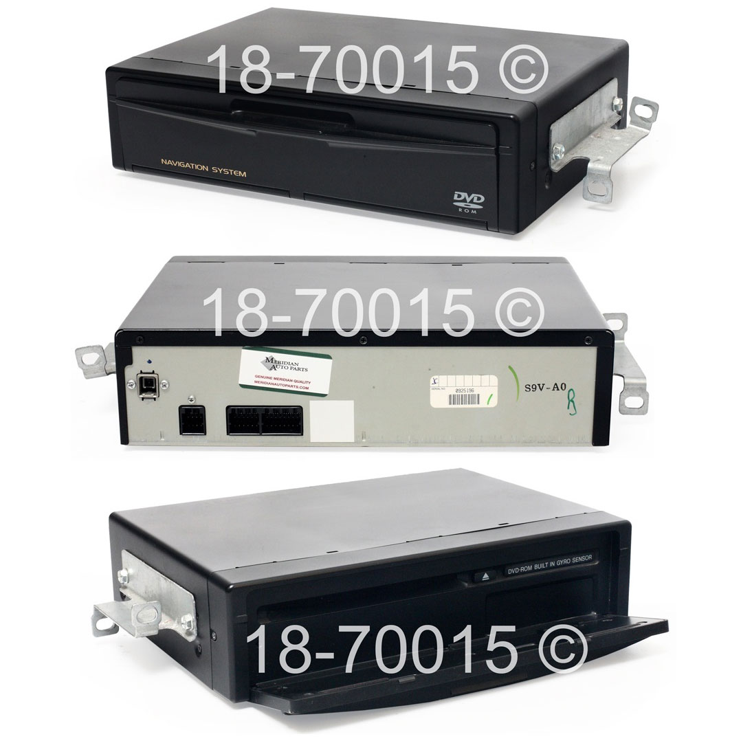 DVD Navigation Module