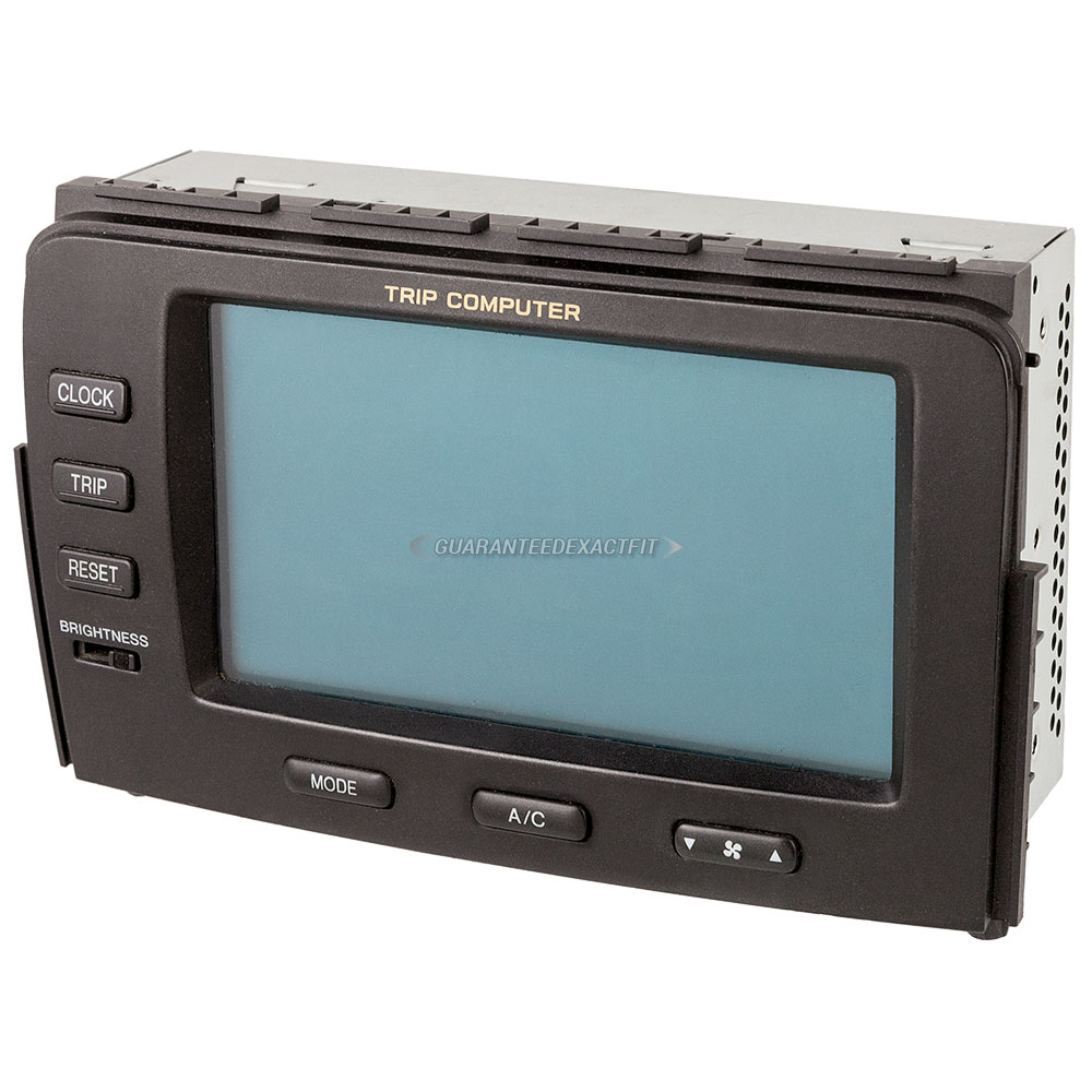 2003 Acura MDX Center Module Screen In-Dash Center Control