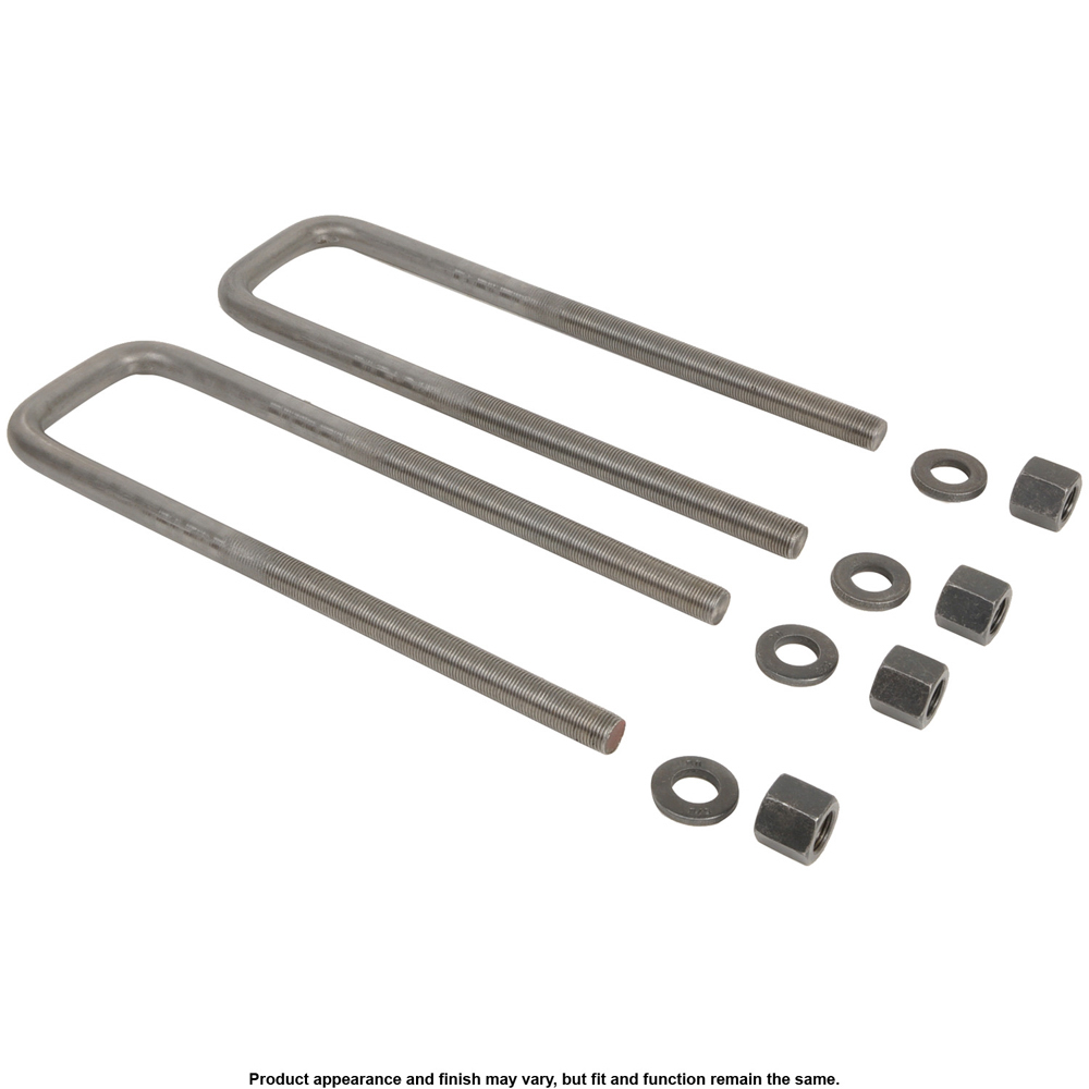 Cardone Select 3D-70089R New Leaf Spring Axle U-Bolt Kit