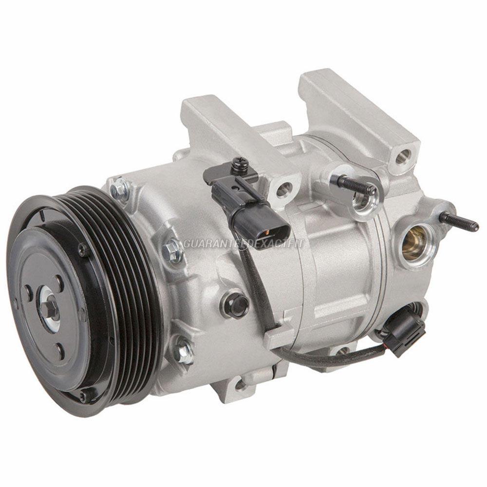 Hyundai Azera New OEM Compressor w Clutch