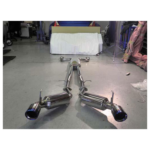 Nissan 370Z Cat Back Performance Exhaust