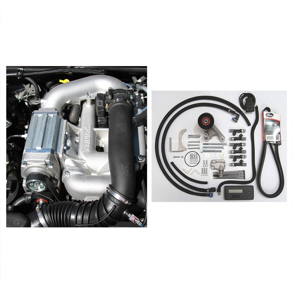 Jeep Wrangler Performance Superchargers