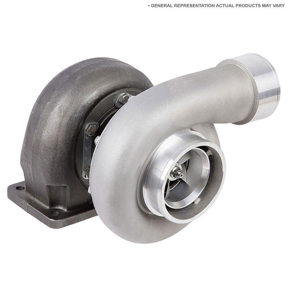 BuyAutoParts 40-39083R Turbocharger