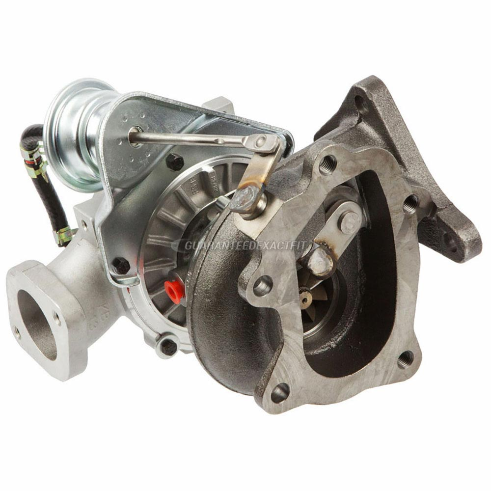 BuyAutoParts 40-30098AN Turbocharger