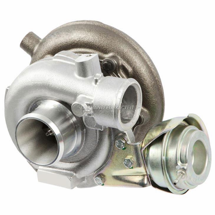 2005 Jeep Liberty Turbocharger 2.8L Diesel Engine 40-30119 GG