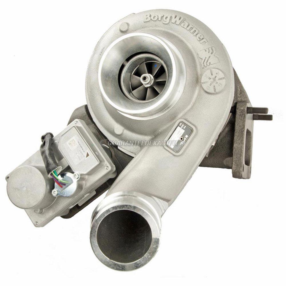 International  Turbocharger