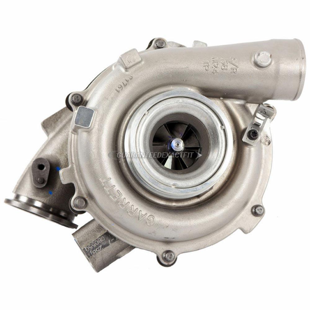 2007 Ford F Series Trucks Turbocharger 6 0l Diesel Engine