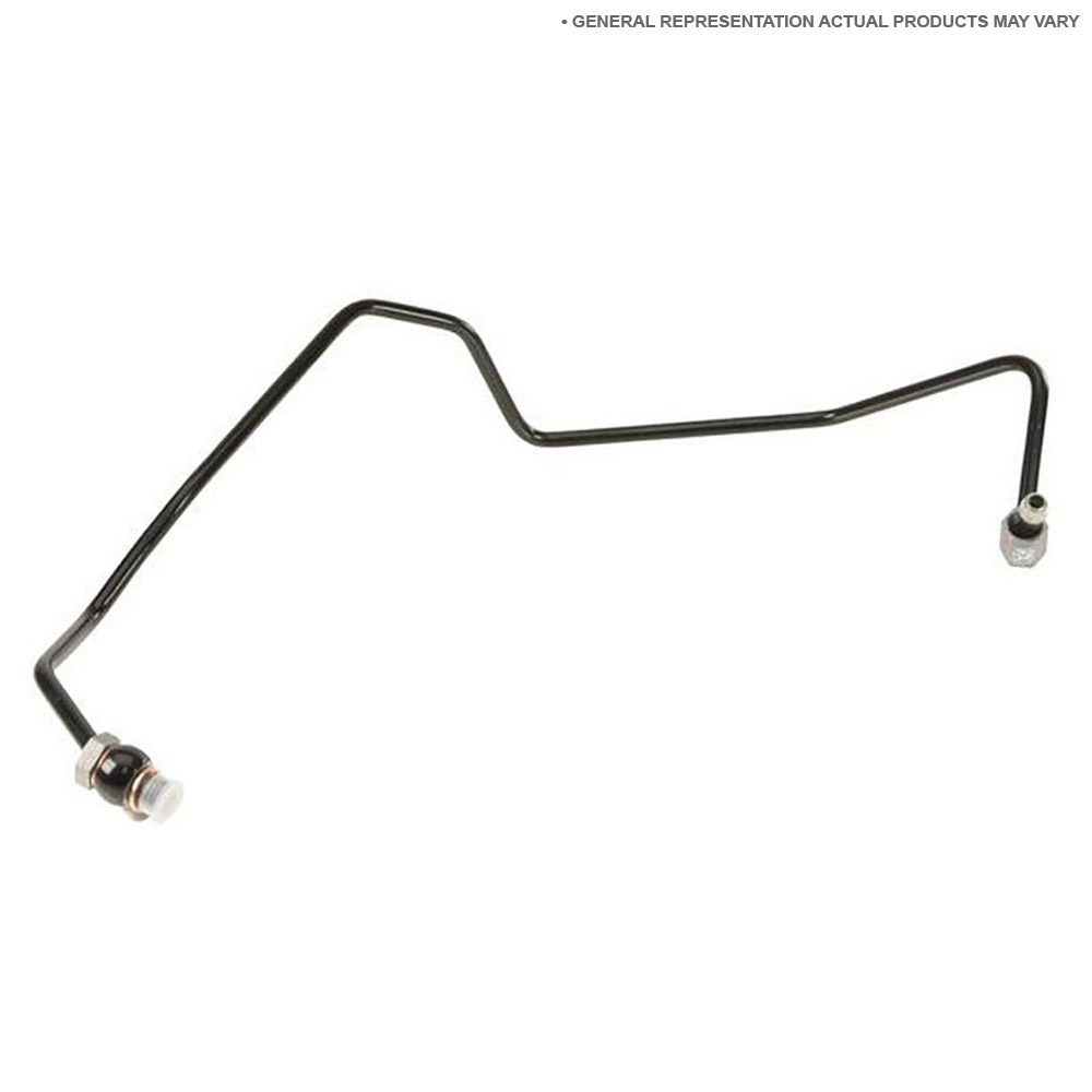 GMC  Turbocharger Oil Feed Line