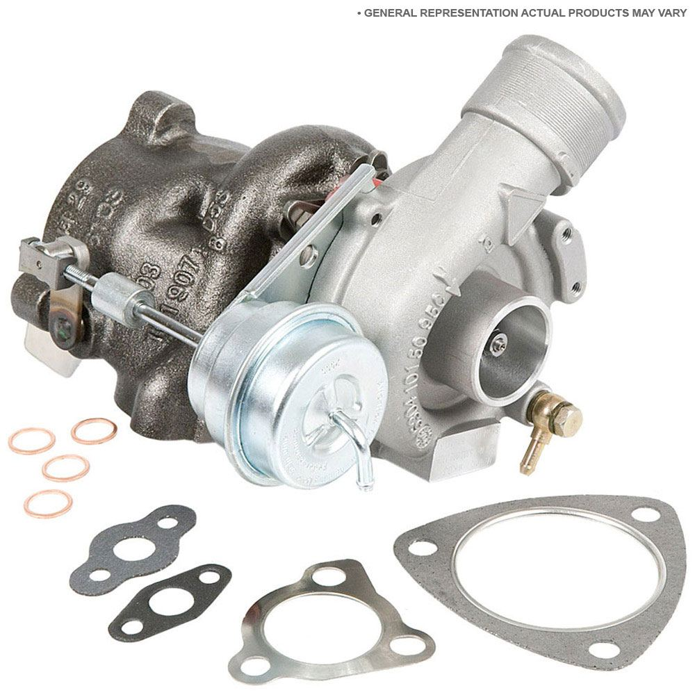 Audi S3 Turbocharger and Installation Accessory Kit