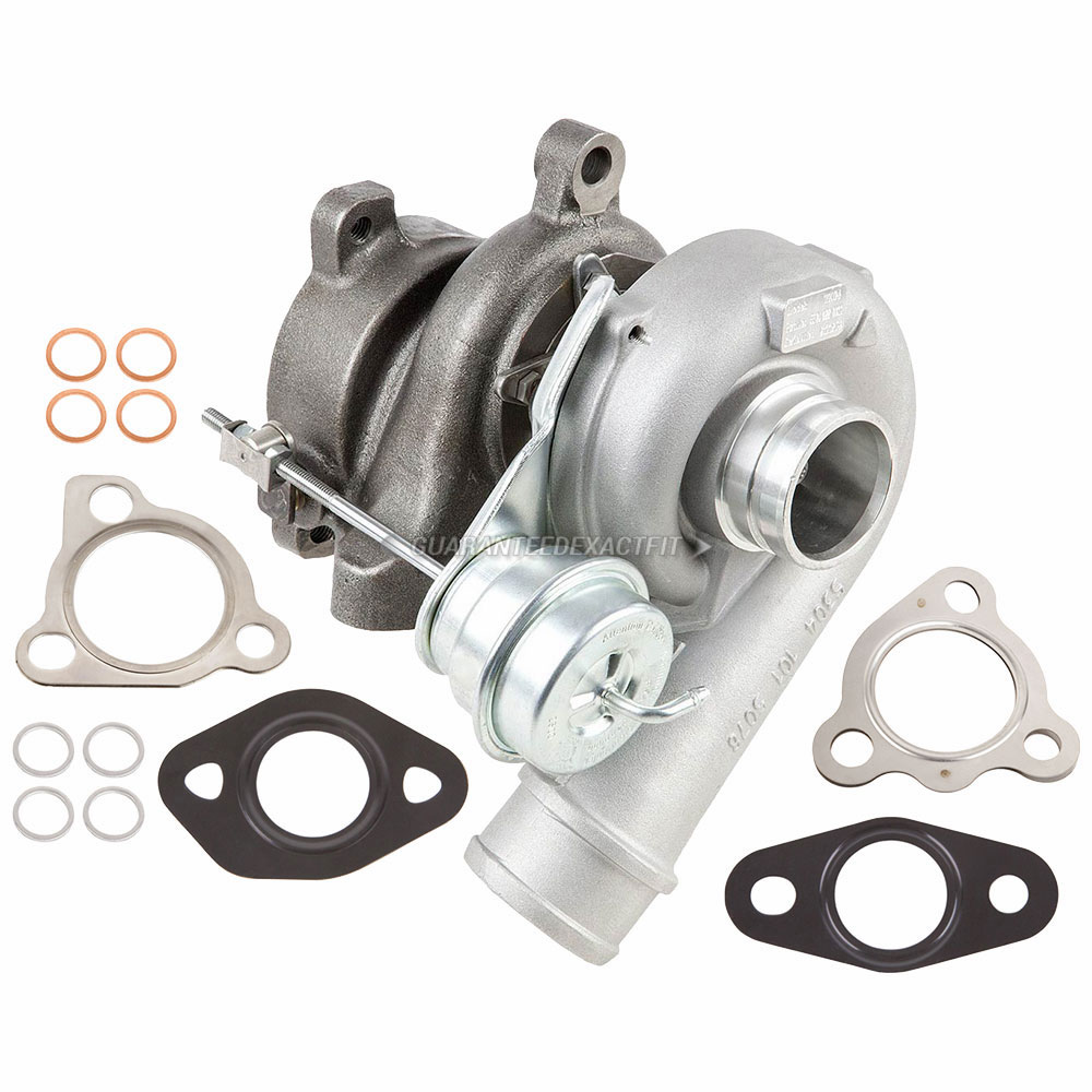 Audi TT Turbocharger and Installation Accessory Kit