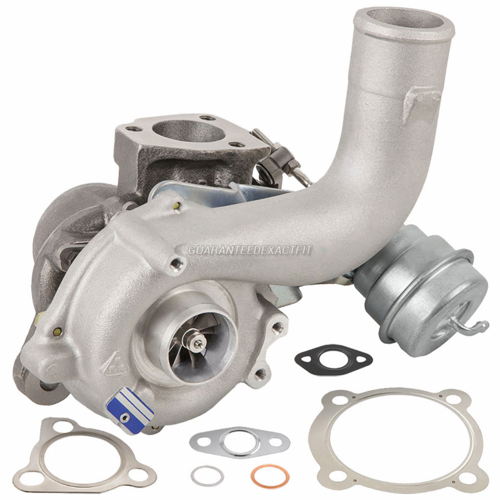 2000 Volkswagen Golf Turbocharger and Installation Accessory Kit